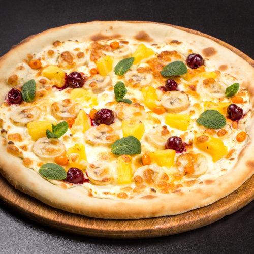 пицца сладкая — 500р